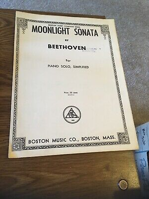Beethoven 32 Variations C Minor WoO 80 Sheet Music Piano Solo Book 051480061
