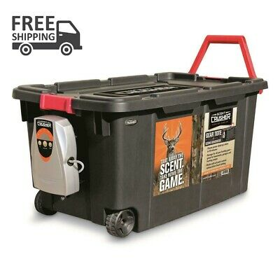 Scent Crusher Ozone Tote, 40 Gallon Container