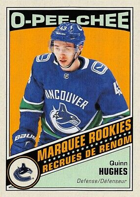 19/20 O-Pee-Chee Opc Rookie Rc Retro #501-550 *66359