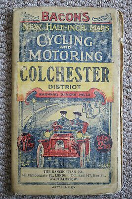 Colchester, Essex, Bacons Cycling And Motoring.