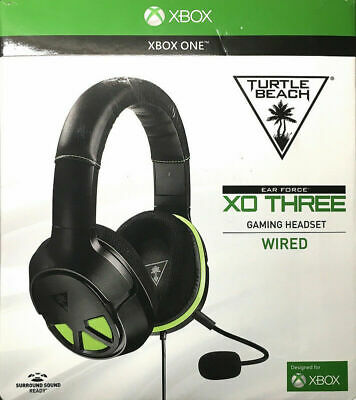 Turtle Beach XO THREE Wired Surround Sound Gaming Headset (Xbox One)  OP