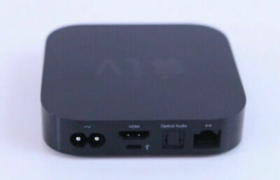 Apple TV (3rd Generation) 8GB Digital HD Media Streamer - Black