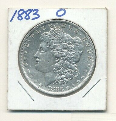1883-O Morgan Silver Dollar Exact Coin Shown
