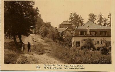"WOLUWE-St.PIERRE "" Avenue Peeters-Stockel """