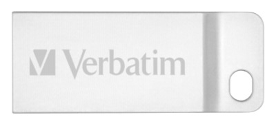 Verbatim Metal Executive    16GB USB 2.0 silver NEW