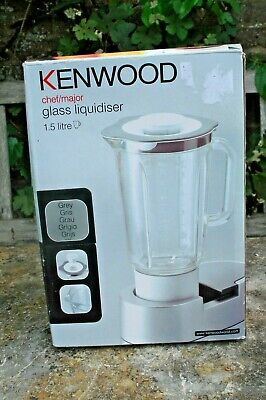 Kenwood Chef / Major Glass Liquidiser Attachment. At334/At337/At338/At339