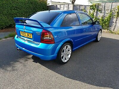 2003 Vauxhall Astra Gsi 2.0L Turbo In Arden Blue
