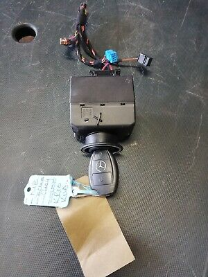 MERCEDES B class W245 08-11 Ignition Barrel With Key 1695452308