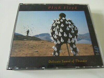 PINK FLOYD - Delicate Sound Of Thunder - UK Double CD Fatbox - CDEQ5009 - SALE