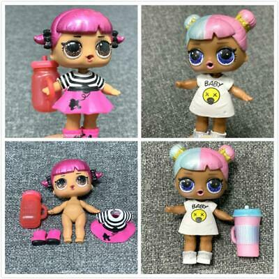 Lot LOL Surprise Dolls Big Sisters Glam Glitter CHERRY & PET & Sugar toys Gift