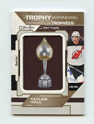 19/20 O-Pee-Chee Opc Trophy Winners Patch #P 1-80 *66383
