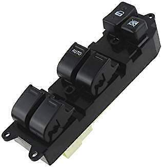 Oem Toyota Master Window Switch  Fits Select 4Runner, Camry, Echo