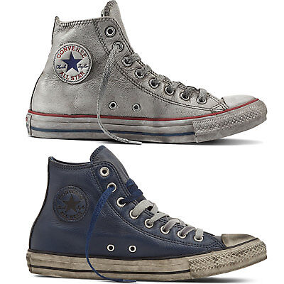 converse all star vintage pelle