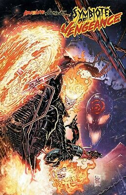 Absolute Carnage Symbiote of Vengeance #1 Main Marvel Comic 1st Print 2019 NM
