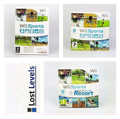 Wii - Wii Sports - Same Day Dispatched - *Multi Listing* Choose