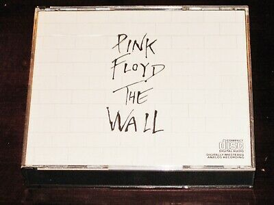 Pink Floyd: The Wall 2 CD Fat Box Set 1979 CBS / Columbia USA C2K 36183 Original