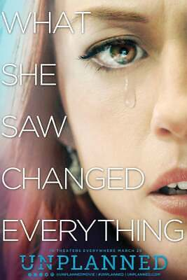 Unplanned (New,Sealed,Dvd,2019) A Suspenseful Thriller,Free Shipping...