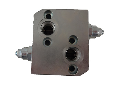 Shock Valve Double Acting for Hydraulikmotoren Mpp and Mpr
