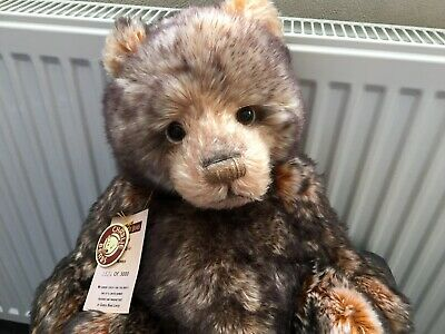 Charlie Bear Hubble Limited Edition Number 2324 Retired