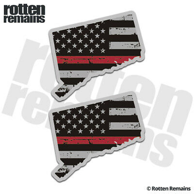 """12-2/"""" American Subdued Flag Decal USA United States Hard Hat Sticker RL"""