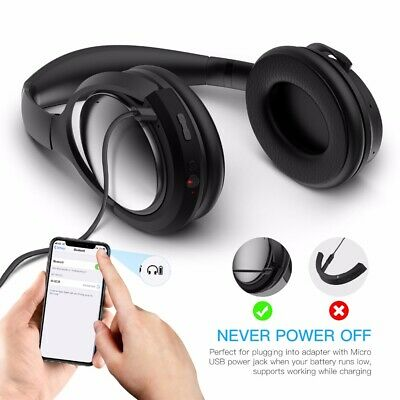 B & R Wireless Adapter Bluetooth for Bose and Quiet Comfort 15 Headphones (QC15)