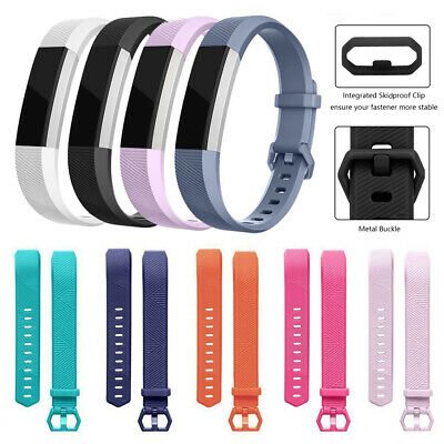 For Fitbit Alta / Fitbit Alta HR Replacement Silicone Watch Band Bracelet Strap