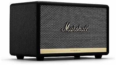 Marshall Acton II Bluetooth Speaker - Black