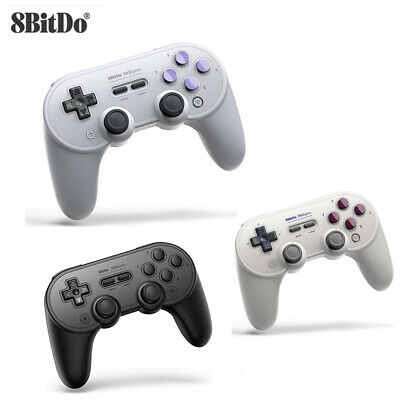 8BitDo SN30 PRO+ Bluetooth controller for Windows Android macOS Nintendo Switch