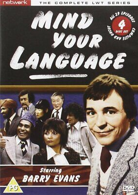 MIND YOUR LANGUAGE Complete Series 1+2+3 DVD Region 4 (AUS) New & Sealed
