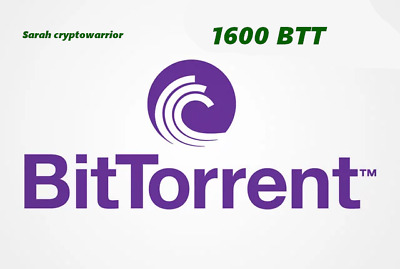 1600 BitTorrent (BTT) CRYPTO MINING-CONTRACT ( 1600 BTT ), Crypto Currency