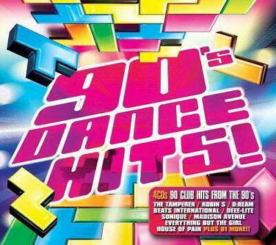 90 Club Hits From The 90's, Various Artists, Good Box set