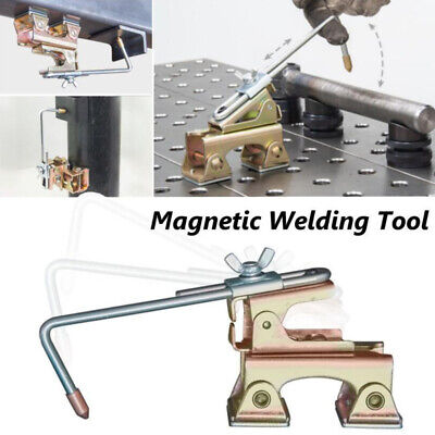 15kg suction Elastic Compress Home Magnetic Welding Positioner Turntable Table