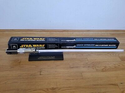 Star Wars Master Replicas Force FX Lightsaber 2005 Anakin Skywalker Collectible