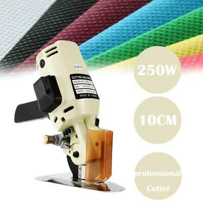 Electric Scissors Cloth Cutter Leather Fabric Shear Textile Cutting Machine Saw