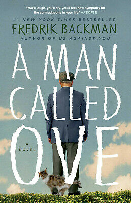 A Man Called Ove by Fredrik Backman (2015, eBooks)