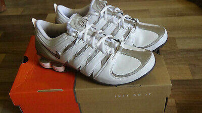 so cheap reasonable price exquisite style NIKE SHOX NZ PREMIUM QS TROPHY PACK US 5 7 8 prm gold 677394 ...
