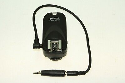 Hähnel Combi TF 2.4GHz Remote Receiver for Olympic/Panasonic 4/3 MFT used