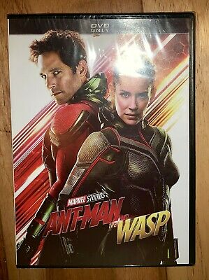 Marvel Studios: Ant-Man and the Wasp DVD 2018 ***GREAT DEAL***FREE SHIPPING***