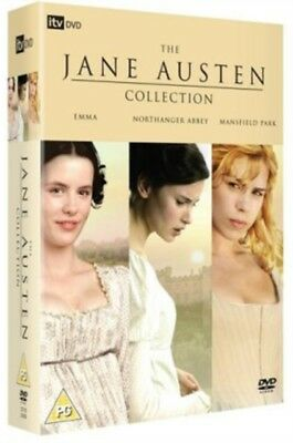 The Jane Austen Collection - Emma / Northanger Abbey / Mansfield Park Nuovo DVD
