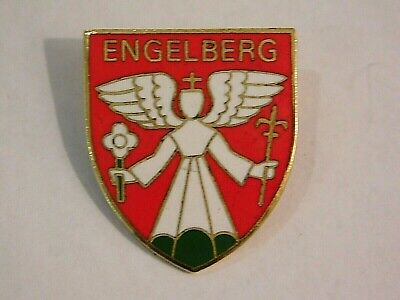 Vintage German Bavarian Octoberfest Hat Pin Brooch -  ENGELBERG
