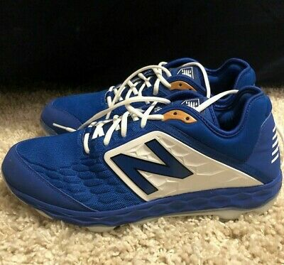 New Balance PL3000B4 Men's Fresh Foam 3000v4 TPU Cleats Royal Baseball Shoes