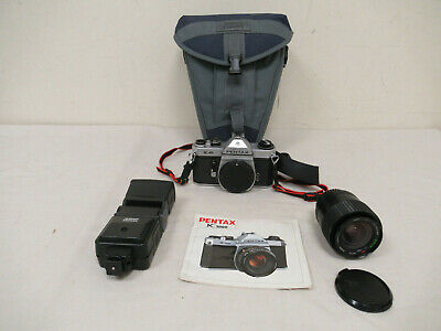Asahi Pentax KM Camera Body with Sirius 28-70 mm 1:3.5-4.5 Lens