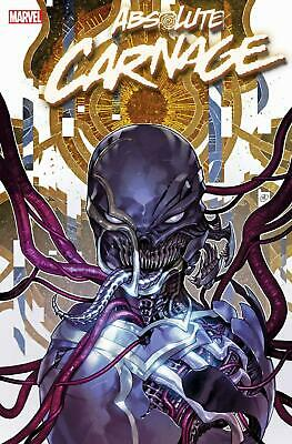 ABSOLUTE CARNAGE LETHAL PROTECTORS #1 1 in 25 VARIANT PUTRI INCENTIVE VENOM