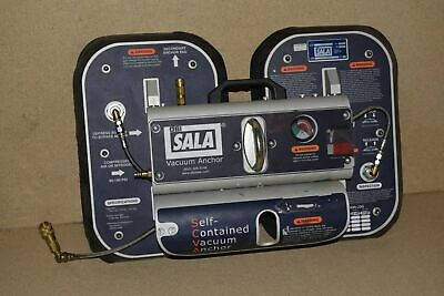 DBI SALA Self Contained Vacuum Anchor System MODEL # 2200046