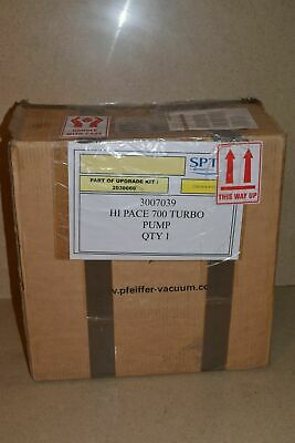Pfeiffer Vacuum Tph 520 Turbomolecular Vacuum Pump -Refurb? -New?