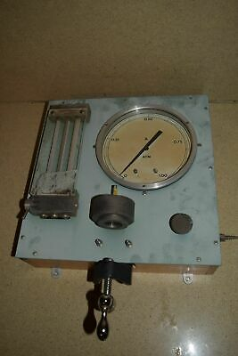 Ruska Instrument Corp Calibrator Model 1011-800 0-1.00 Atm (N6)