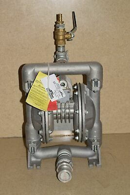 Idex Versa-Matic E1Aa2R229 Diaphragm Air Operated Pump- Still With Tags (#2)