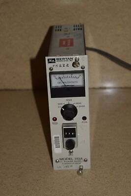 ^^ Bertan Associates Model 313A Dc Power Supply (Tp188)