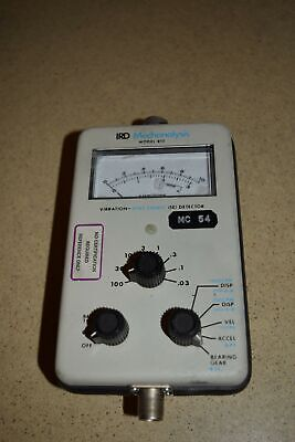 Ird Mechanalysis Model 810 Vibration Spike Energy Se Detector