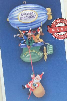 Hallmark 'Kris And The Kringles' Magic Movement 5th In Series Dated 2005 Orn NEW